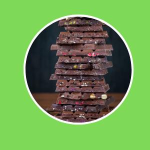 Čokolády, sušenky, cukrovinky